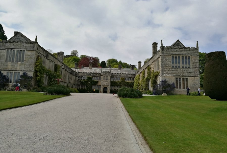 The National Trust in Cornwall: Lanhydrock
