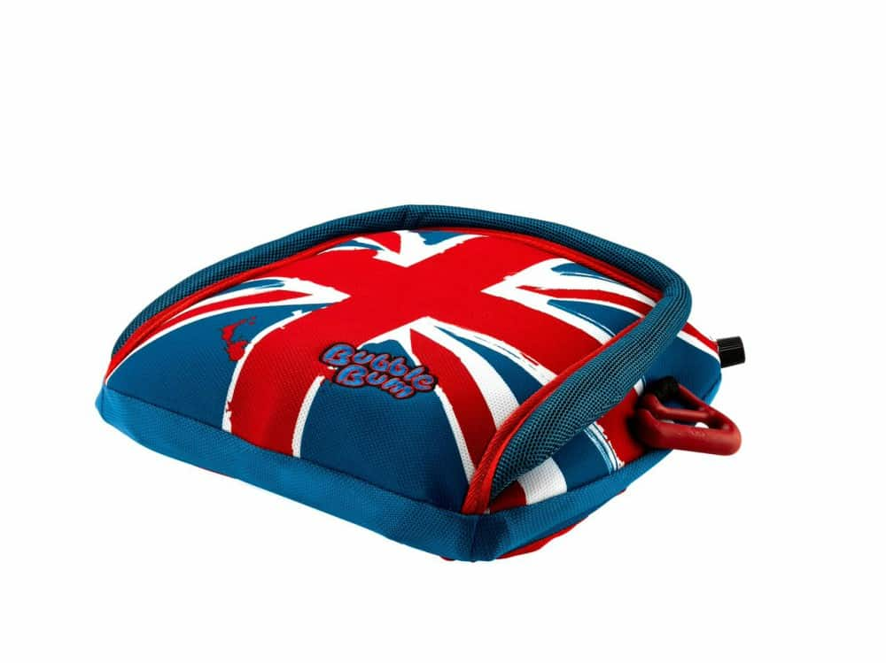Union Jack Booster Seat