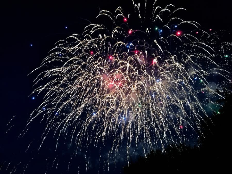 Days Out in Cornwall: Fireworks Night at Flambards