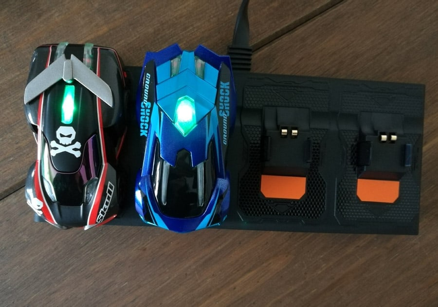Anki OVERDRIVE charger unit