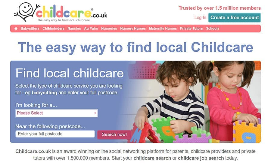 Finding Reliable Safe Childcare Locally