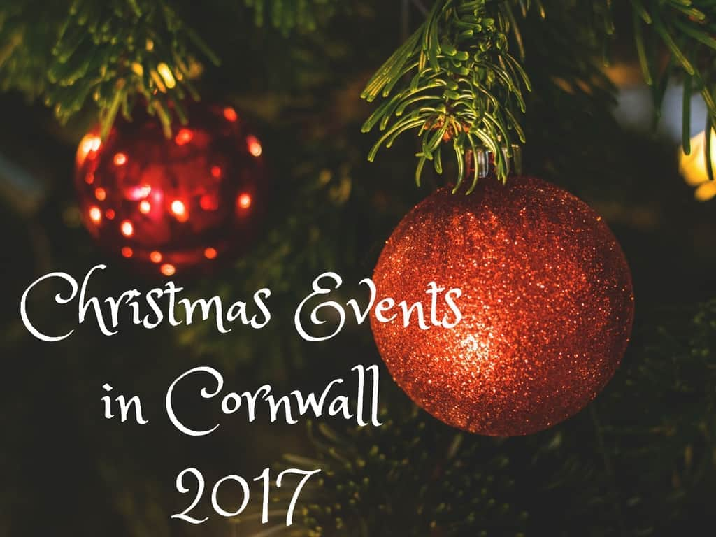 Christmas Events in Cornwall