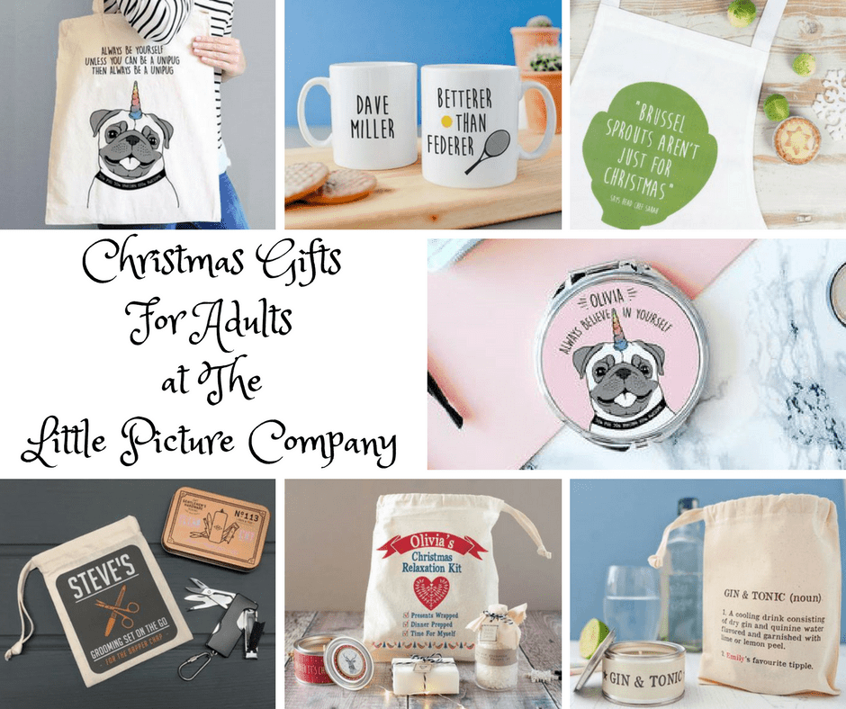 The Little Picture Company Christmas Gift Guide A