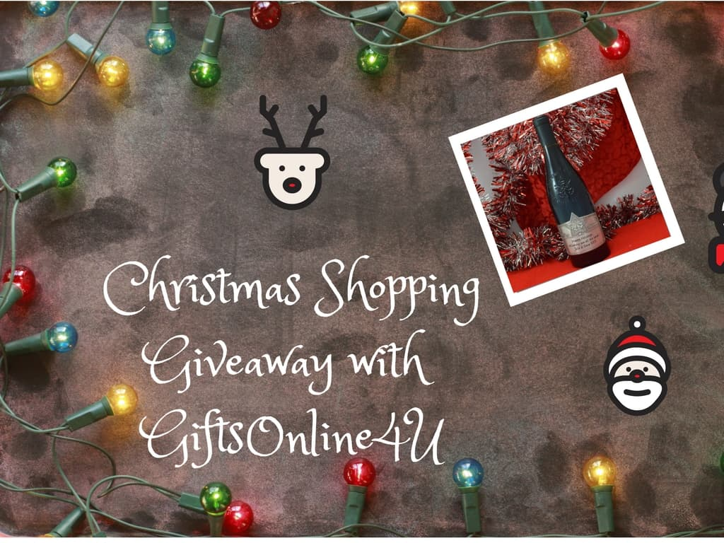 Christmas Shopping Giveaway GiftsOnline4u