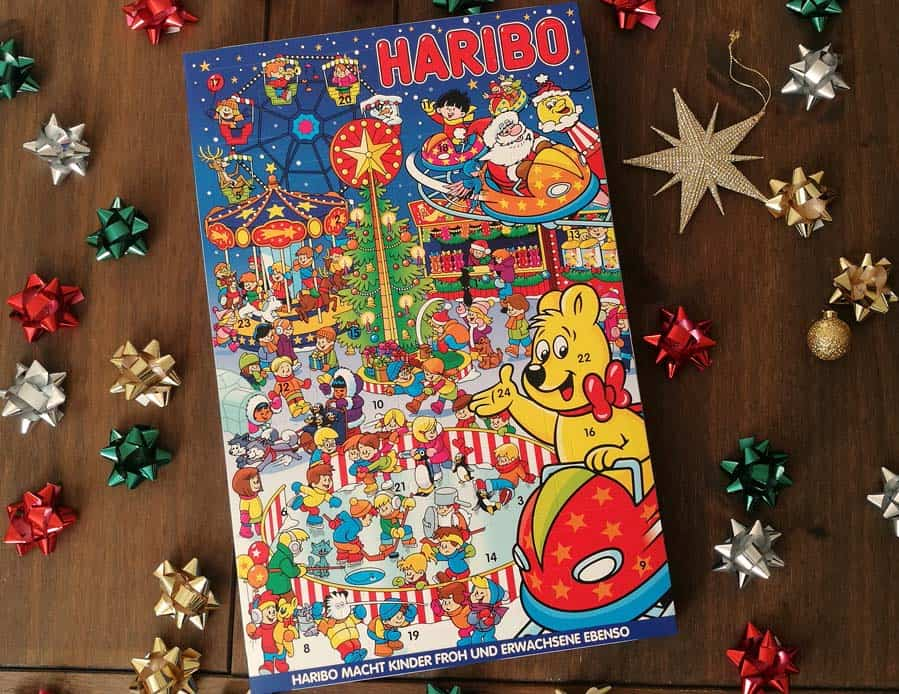 Haribo advent
