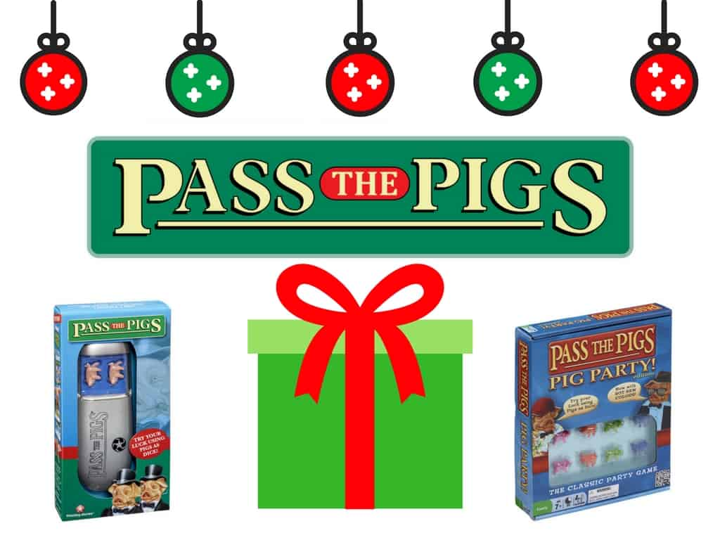 Pass the Pigs Christmas Giveaway