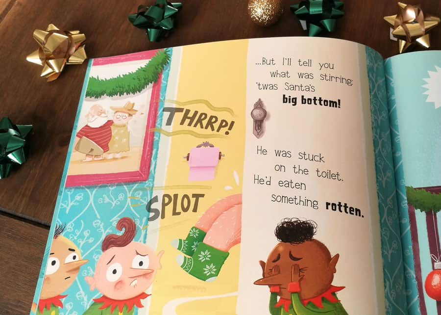 The Stink Before Christmas Book giveaway