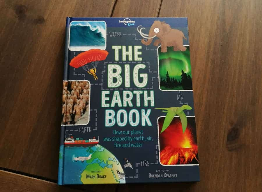 Lonely Planet Kids Big Earth Book