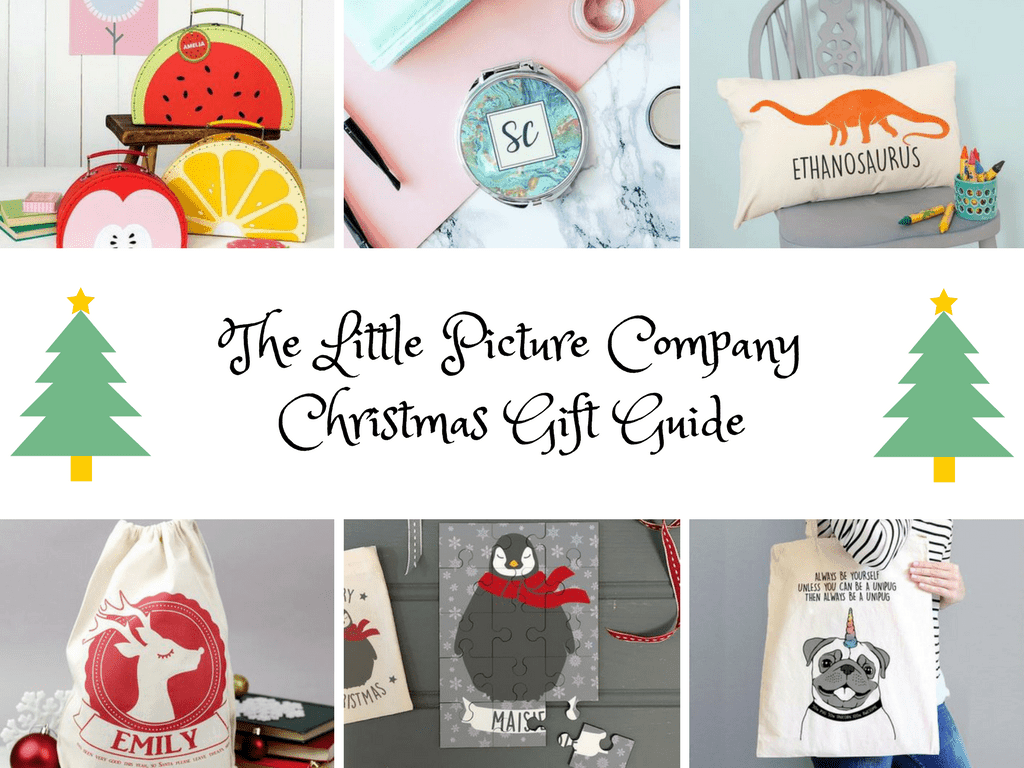 The Little Picture Company Christmas Gift Guide