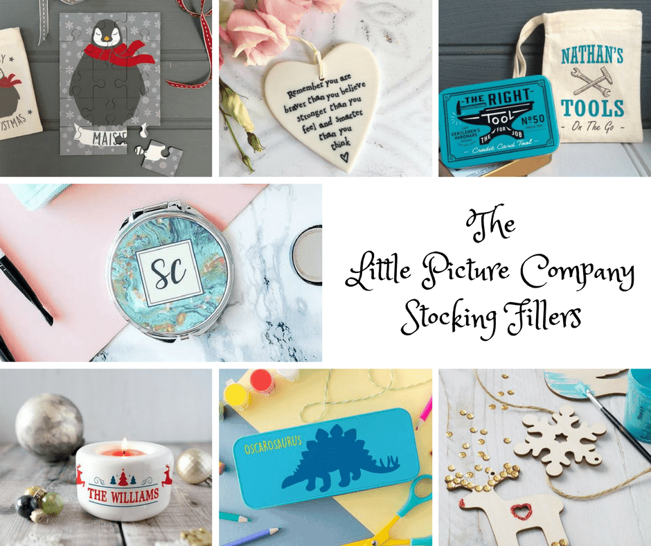 The Little Picture Company Stocking Fillers