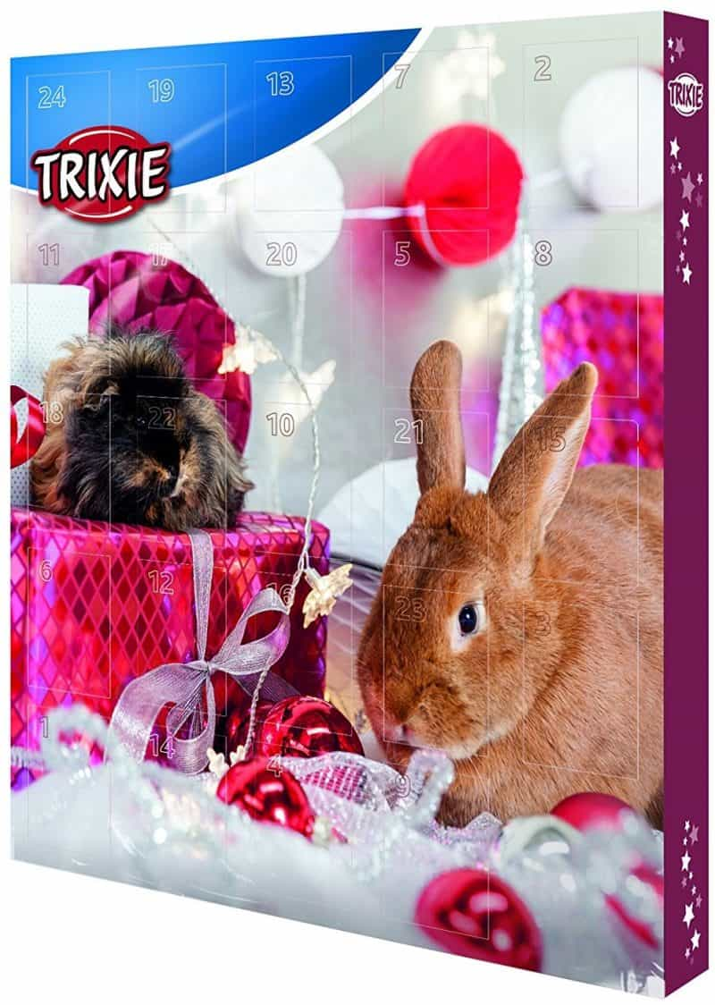 Trixie small animals advent calendar