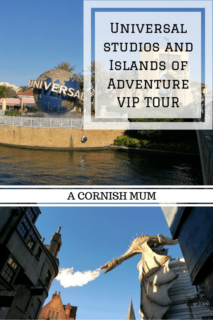 Universal Studios and Islands of Adventure VIP Tour