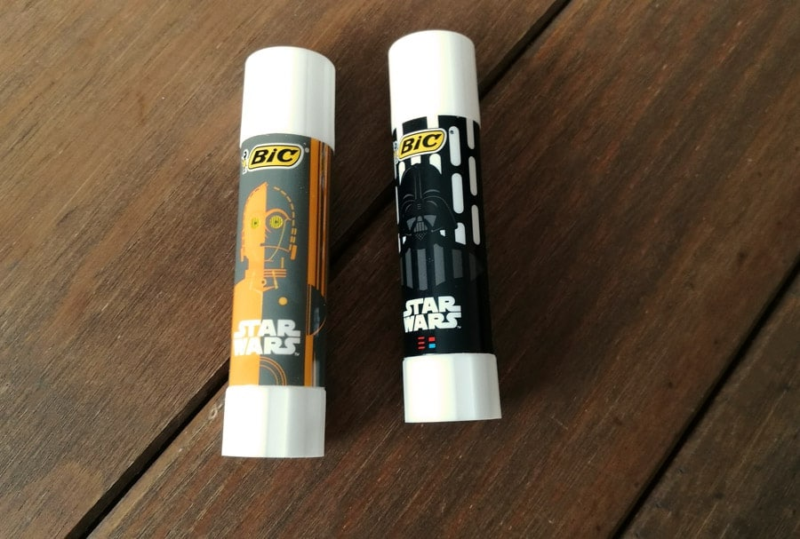 BIC Star Wars glue