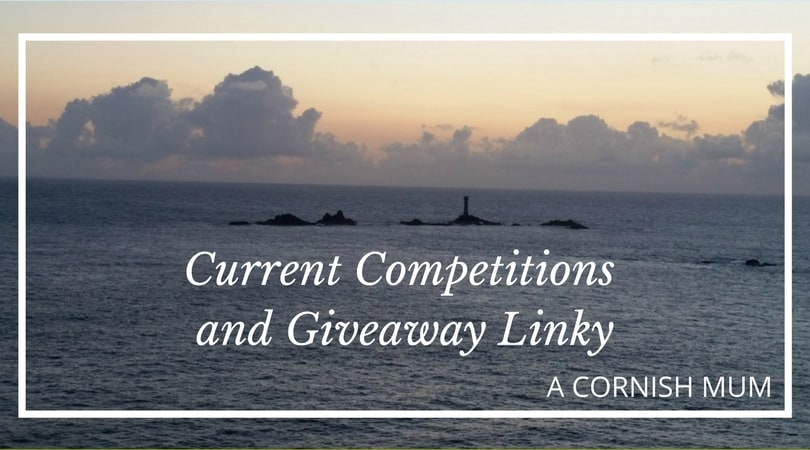 Current competitions and giveaway linky