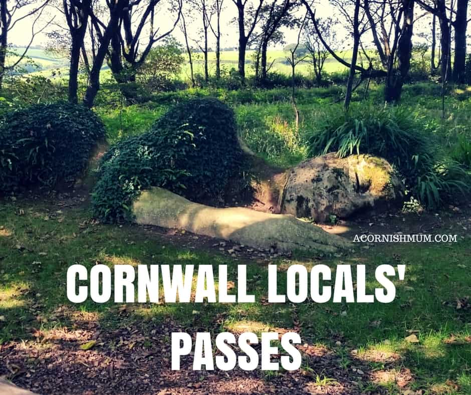 A List of Locals Passes in Cornwall