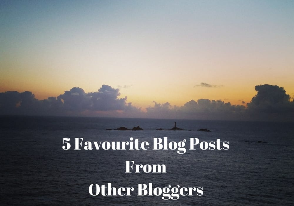 5 Favourite Blog Posts Lately: 2018