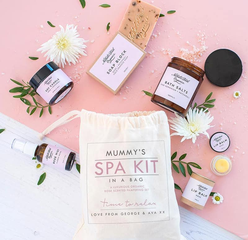The Little Picture Company Mummy's Spa Kit