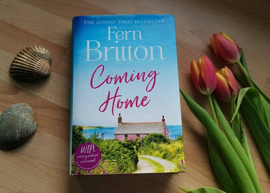 Coming Home by Fern Britton Review and Giveaway