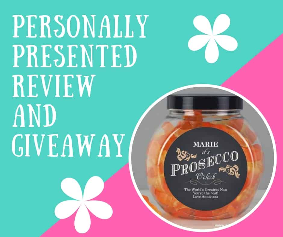 A Personally Presented Review and Giveaway