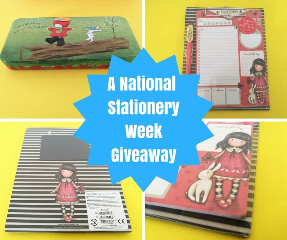 A National Stationery week competition