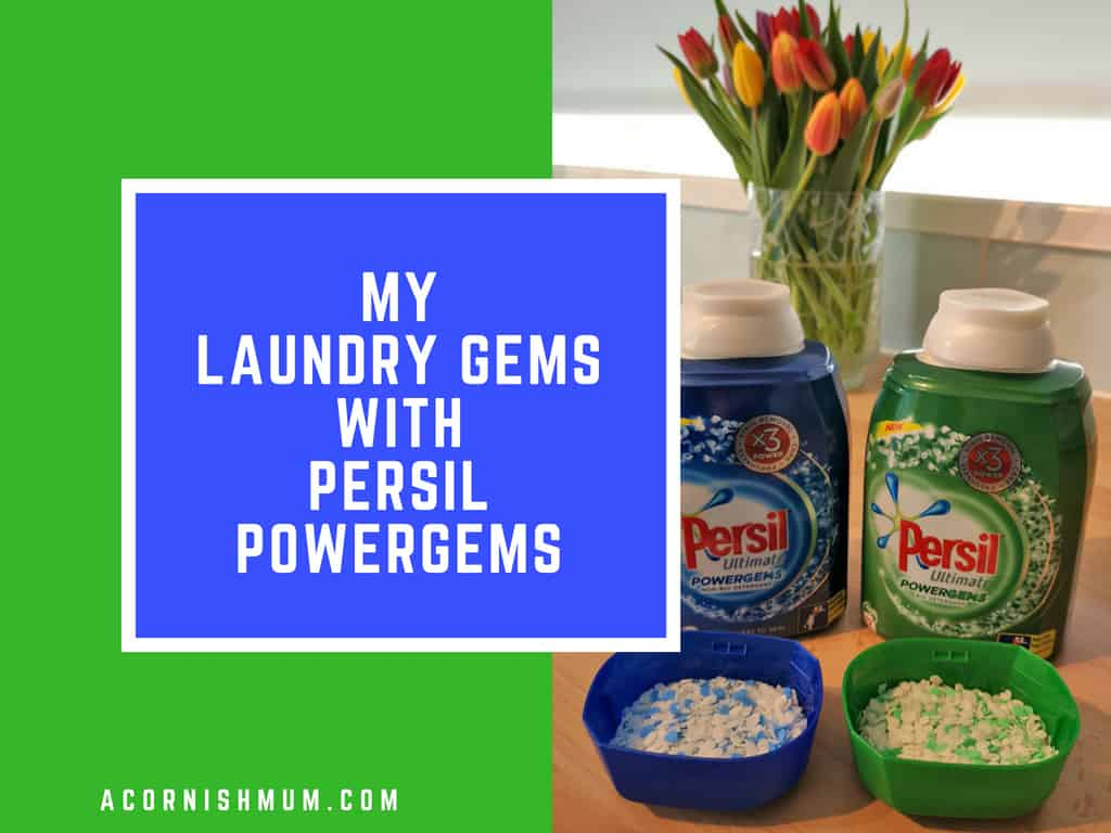 My Laundry Gems with Persil Powergems