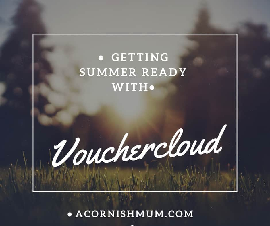 Getting summer ready with vouchercloud