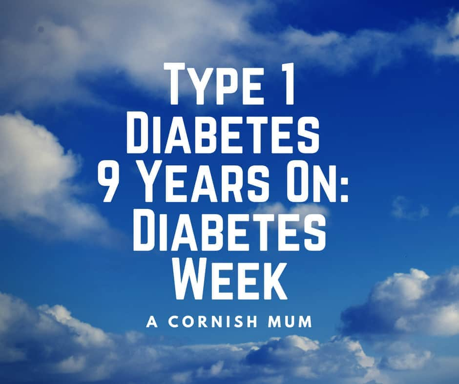 9 Years On: Diabetes Week