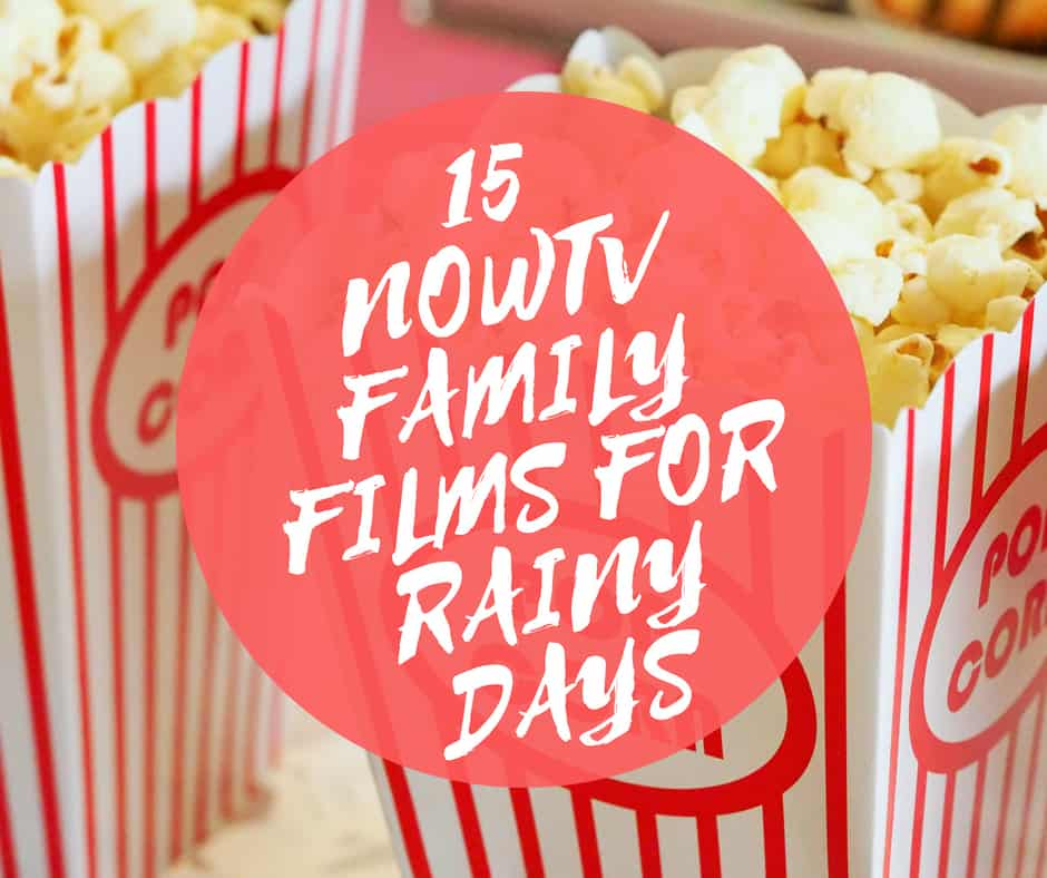 15 NOWTV Family films perfect for rainy days