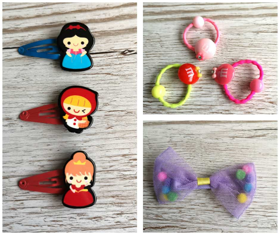 surprise bag - hair accessories
