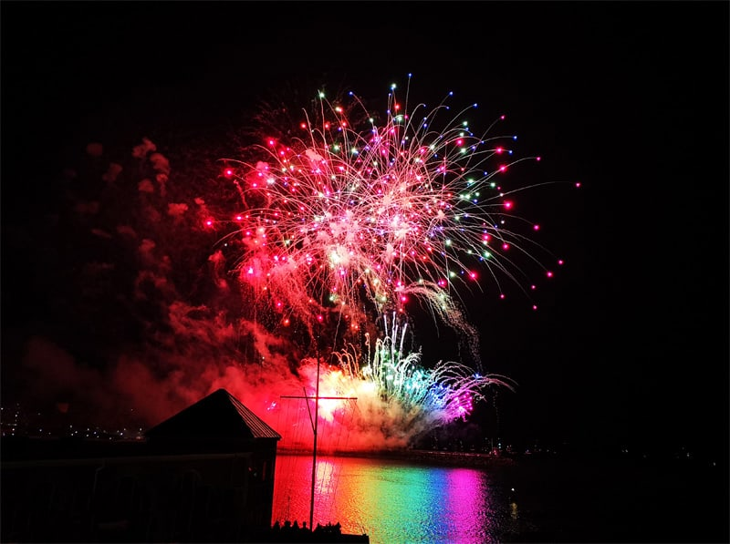 All The Fireworks: Plymouth and Flambards