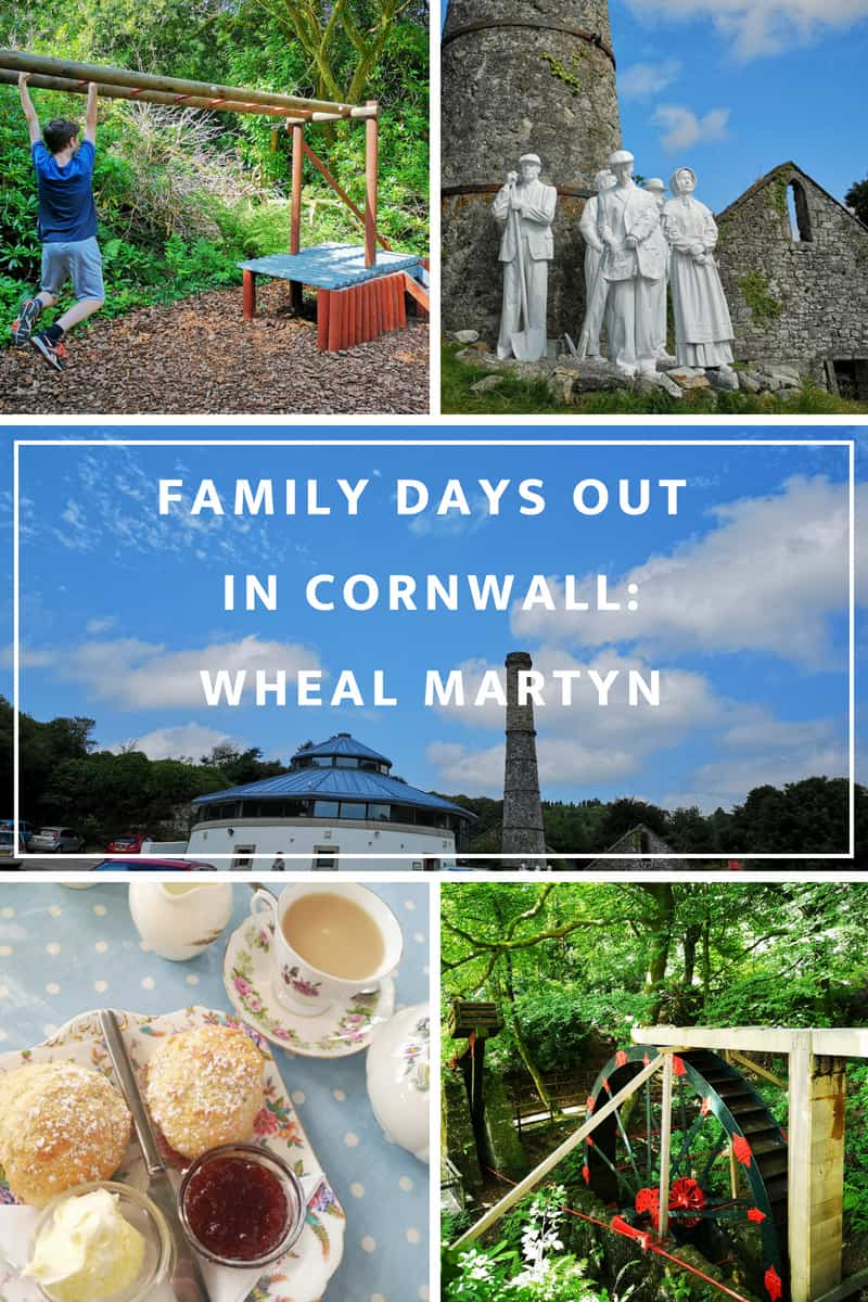 Pin Me! Wheal Martyn St Austell - a brilliant family day out