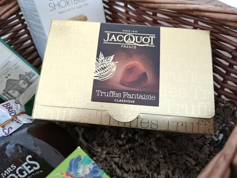 truffles in Hamper