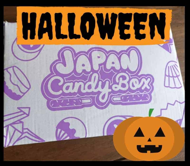 Japan Candy Box - Halloween
