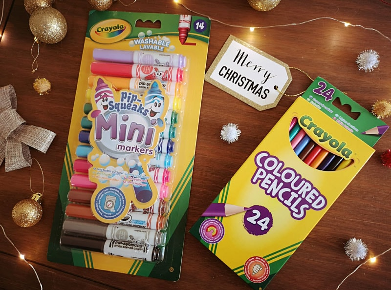Crayola stationery competition