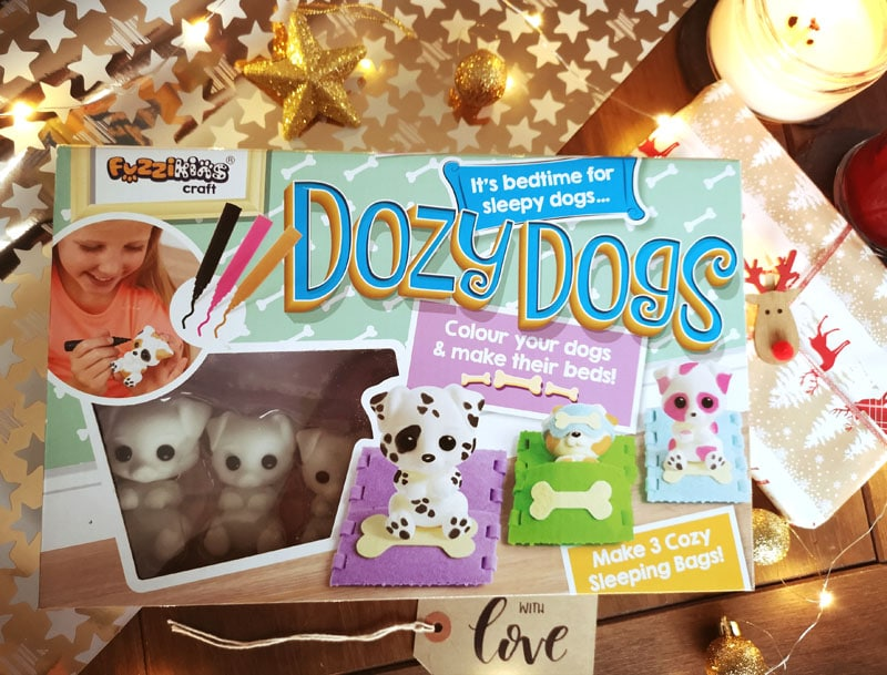 Dozy Dogs giveaway
