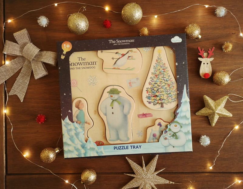 The Snowman and The Snowdog puzzle giveaway