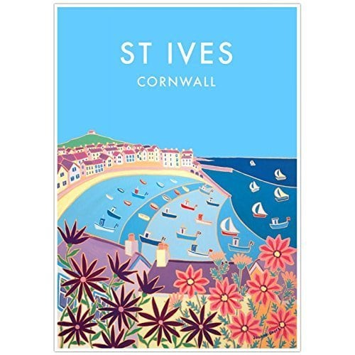 St Ives poster print