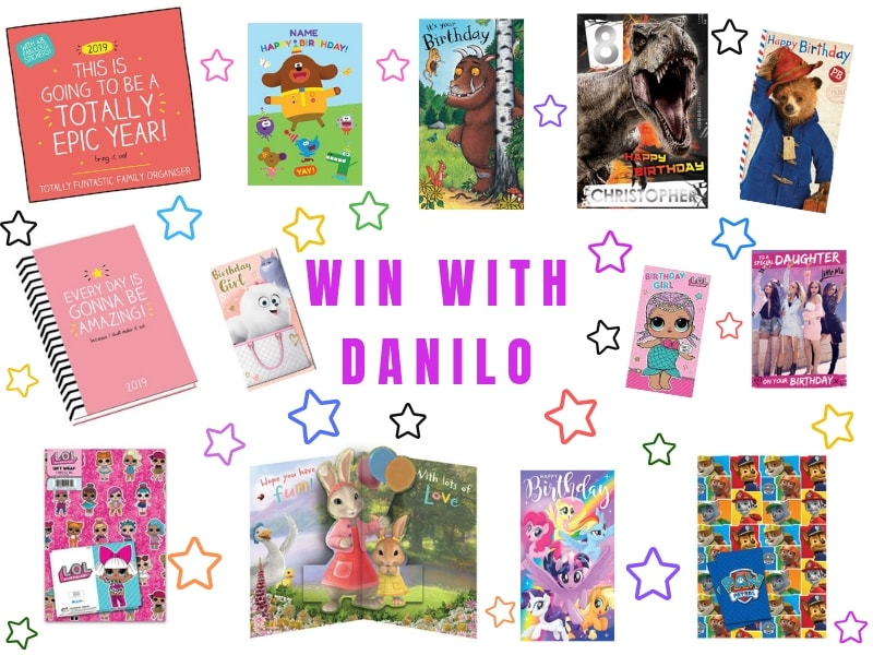 Win with Danilo - giveaway