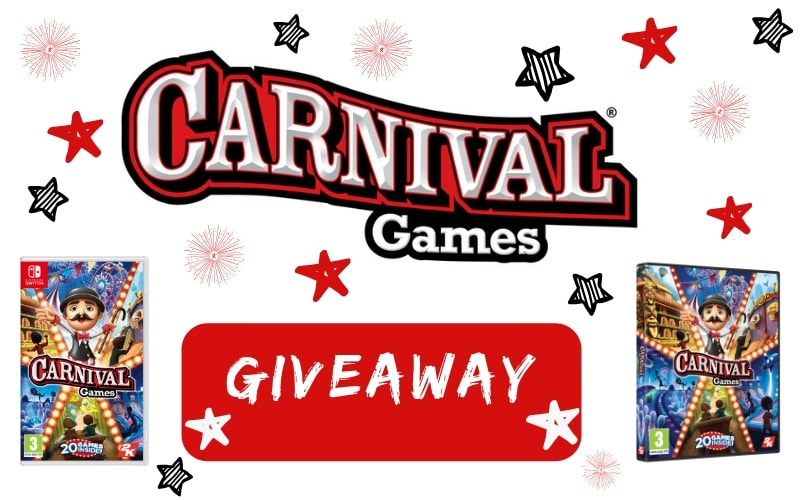 Carnival games giveaway competition