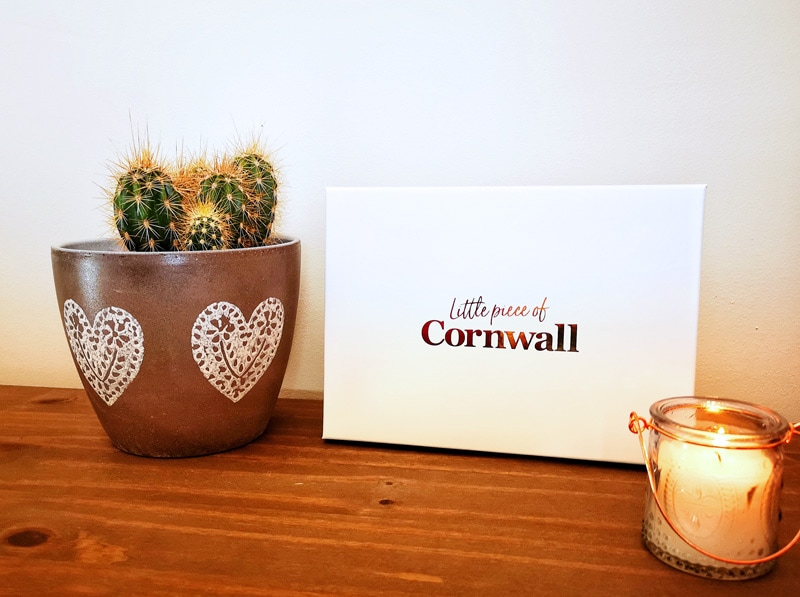 Little Piece of Cornwall subscription box