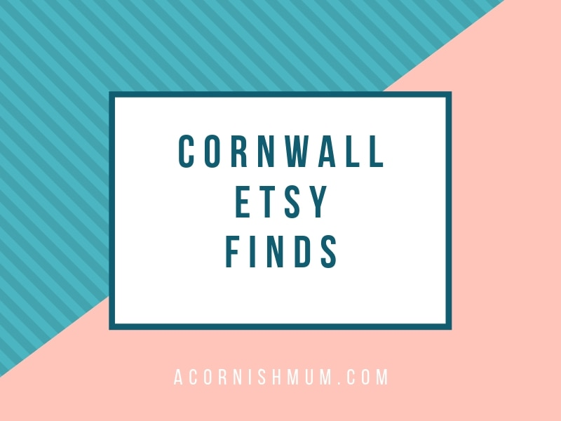 Cornwall Etsy Finds