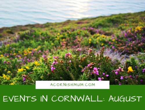 Events in Cornwall: What's On in Cornwall August