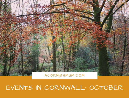 Events in Cornwall: What's On in Cornwall October