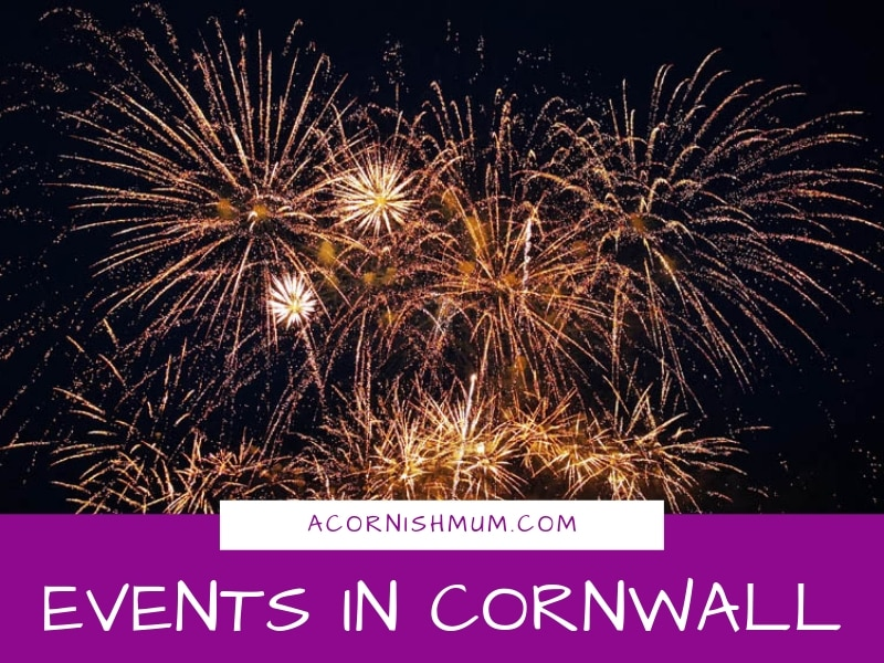 Events in Cornwall by month