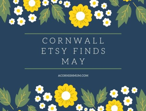 Cornwall Etsy Finds May 2019