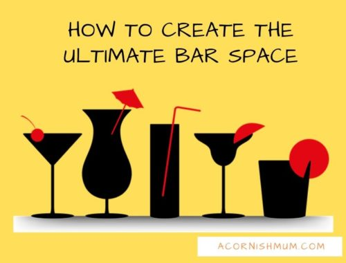 how to create the perfect bar space