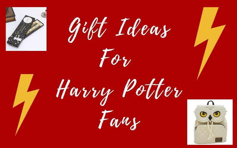 16 Gift Ideas For Harry Potter Fans A Cornish Mum